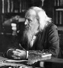 Dmitri Ivanovich Mendeleev was a Russian chemist and inventor.